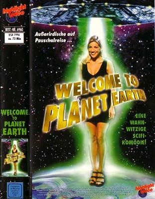 Welcome to Planet Earth (Originaltitel: Alien Avengers)