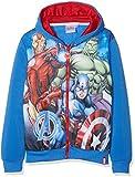 Marvel Avengers Infinite War Sudadera, Azul (Blue 18-4043TC), 4 Años para Niños