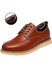 Modello Orione - 45 EU - Cuero Italiano Hecho A Mano Hombre Piel Naranja Zapatos Vestir Oxfords - Cuero Cuero Repujado - Encaje
