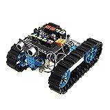 Makeblock V2.0Starter Robot Kit mit Elektronik–Blau