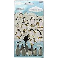 Penguin Felt Stickers - Create Your Own Scene - Art, Crafts, Room Decoration