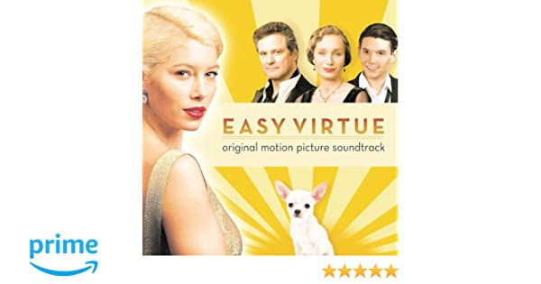 Easy Virtue Ost Various Amazonde Musik