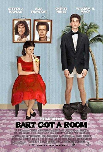 Bart Got a Room Movie Poster (27,94 x 43,18 cm)