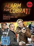 Alarm für Cobra 11 - Staffel 42, Episoden 335-345 [3 DVDs]