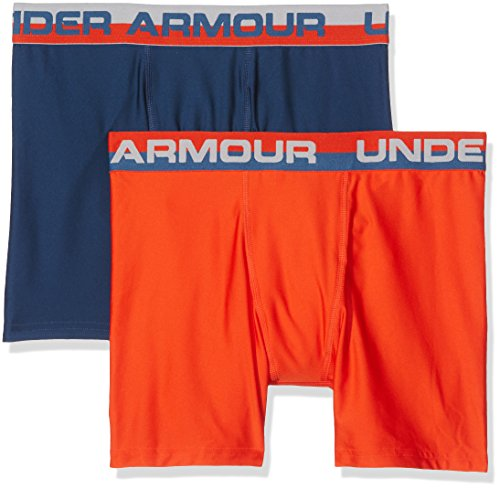 Under Armour Boys' O-Series Boxer Jock (Pack of 2) Test