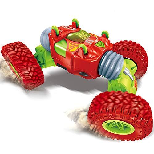 Nlatas Ferngesteuertes Auto Off-Road Maßstab 1:16 4WD 2,4 GHz Elektro-Rennwagen RC Auto Buggy Crawler Toy Car für Erwachsene und Kinder,Red