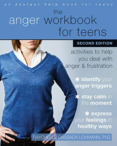 Price comparison product image The Anger Workbook for Teens: Activities to Help You Deal with Anger and Frustration