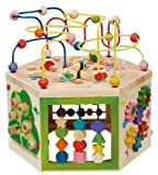 Everearth 7-in-1 Garden Activity Cube
