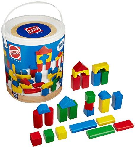 Building Block Color 100 P Heros Tube Enters (2012 Renewal) Hr 1025
