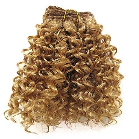 Black Star Hair Jerry Curl Hair Extension 273