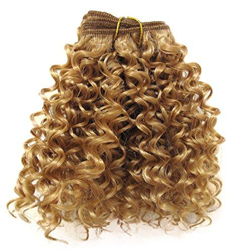 Black Star Extension de Cheveux Jerry Curl 27 3 Mèches