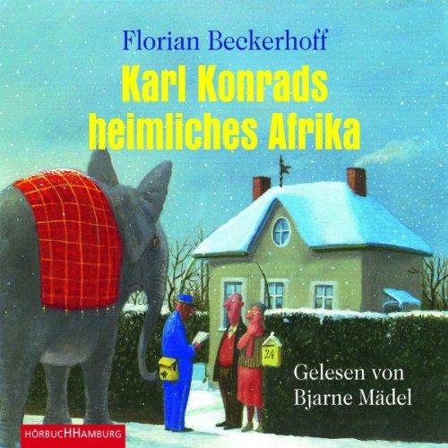 Buchseite und Rezensionen zu 'Karl Konrads heimliches Afrika' von Florian Beckerhoff