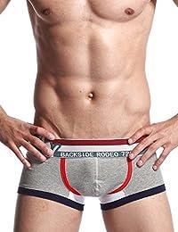 SEOBEAN Trunk Boxer Slip Sous-vêtements Sexy Bref Homme