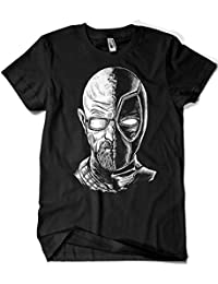 381-Camiseta Deadpool - Chemical Merc