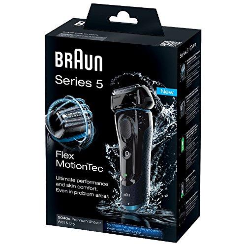 Afeitadora Braun Series 5 5040s