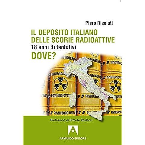 Il deposito italiano delle scorie