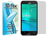 SDTEK Asus ZenFone Go (ZB500KL) Verre Trempé Protection écran Résistant aux éraflures Glass Screen Protector Vitre Tempered Protecteur