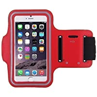 Zactech iPhone 6 Arm Pouch with Concealed Pocket/key Holder 4.7