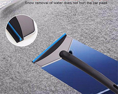 Automobile-con-rimozione-della-neve-non-rotto-vetro-crema-di-neve-crepa-pale-Frigorifero-Attrezzo-speciale-deicing-deicing