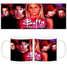 Taza Buffy cazavampiros cazadores