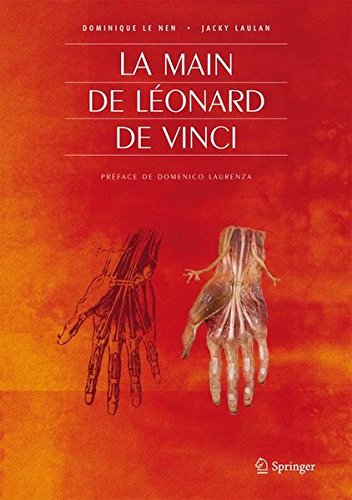 La main de Léonard de Vinci