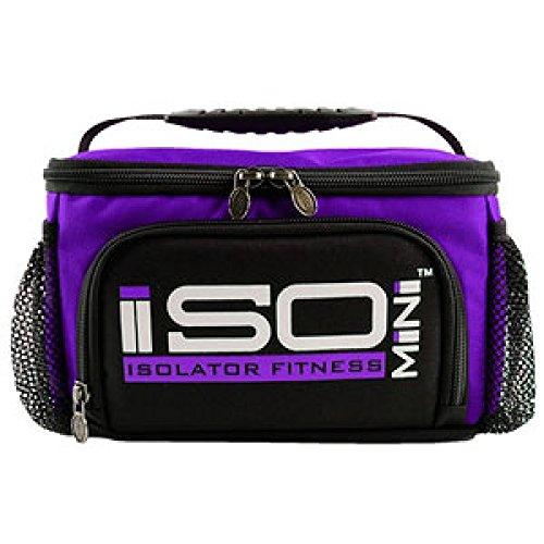 The ISOmini (Purple/Black Accent)