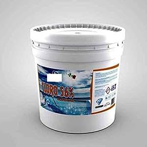Cloro dicloro granulare in polvere x piscine kg 5 for Clorazione piscine