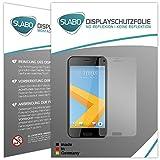 4 x Slabo Displayschutzfolie für HTC One A9s Displayfolie