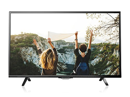 Skyworth 42E2000S 42 Zoll Fernseher (107 cm) Smart-TV, Triple Tuner (Full HD, WLAN, LAN, Hbb-TV, HDMI, CI-Slot, USB, SCART, digital Audio) (Tv 42 Zoll Smart Hd)