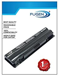 Fugen 6 Cell Laptop Battery for Dell XPS 14 (L401x, L402x), XPS 15 (L501x, L502x), XPS 17 (L701x, L702x) Part No. JWPHF, J70W7, R795X, WHXY3, 31-1123, 312-1127