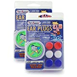 Putty Buddies (3 Pack) Floating, Rot, Weiß & Blau
