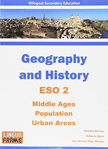 Geography and History, ESO 2: Middle Ages, Population, Urban Areas