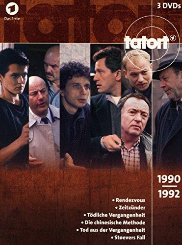 Tatort - 90er Box, Vol. 1 (1990-1992) (3 DVDs)