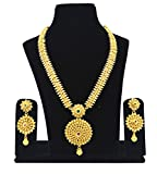 Saloni Fashion Jewellery Designer Gold N...