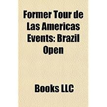 Former Tour De Las Americas Events