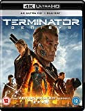 Terminator Genisys 4K Ultra HD + Blu Ray / Dolby Atmos / U.K. Release.