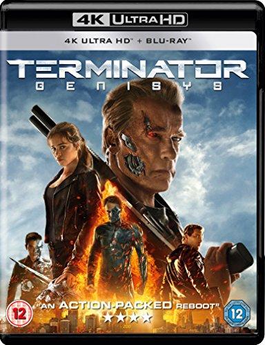 Bild von Terminator Genisys 4K Ultra HD + Blu Ray / Dolby Atmos / U.K. Release.