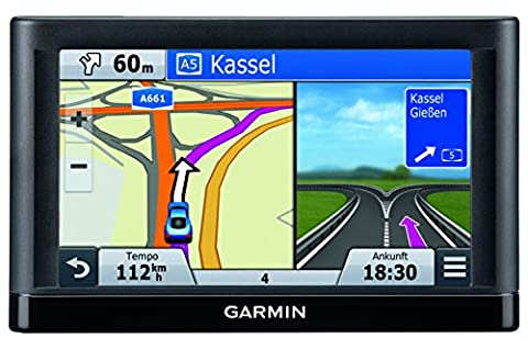 Garmin NÜVI 56LMT Satellite Navigation System