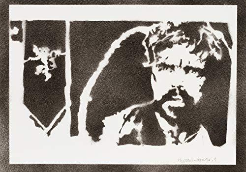 game of thrones steelbook staffel 3 Tyrion Lannister Game Of Thrones Poster Plakat Handmade Graffiti Sreet Art - Artwork
