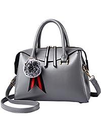 02ffdc3f0982 JACVAAP 2018 2018 Alle sechs Farben Neuer Stil Europa und Amerika Modische  PU-Leder weibliche Tasche Handtasche…