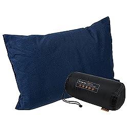 Trekmates Deluxe Pillow 40x30 Reisekissen Campingkissen Kopfkissen Schlaf-Kissen