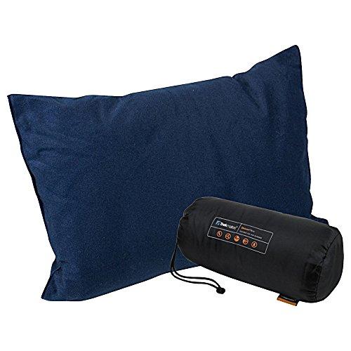 Trekmates Deluxe Pillow 40x30 Reisekissen Campingkissen Kopfkissen Schlaf-Kissen -