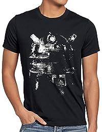 style3 Dalek Pâté d'encre T-Shirt Homme who time police doctor space box dr tv