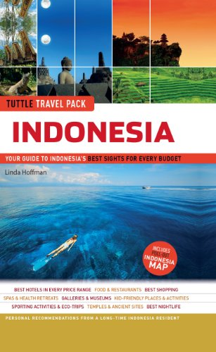 Indonesia Tuttle Travel Pack: Your Guide to Indonesia's Best Sights for Every Budget (Tuttle Travel Guide & Map) (English Edition)