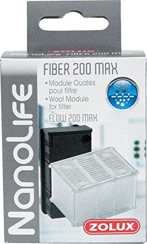 Module ouates FIBER 200 MAX pour filtre NANOLIFE FLOW 200 MAX ZOLUX