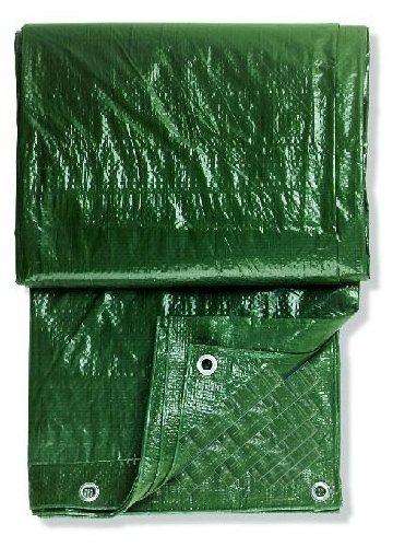 Color Expert 96930310 Bâche de chantier de protection renforcée avec œillet 3 m x 4 m