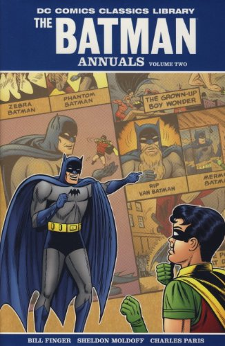 The Batman Annuals. Volume 2