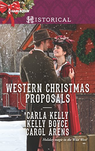 Western Christmas Proposals: Christmas Dance with the Rancher\Christmas in Salvation Falls\The Sheriff's Christmas Proposal (Harlequin Historical Romance)