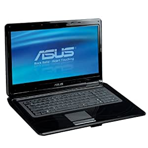Asus N70SV-TY046C Ordinateur portable 17,3'' Intel Core 2 Duo P8700 Webcam 1,3 Mpix Wifi RAM 4096 Mo HDD 500 Go