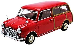 Kyosho - 8195R - Véhicule Miniature - Morris Minor Traveller - Echelle 1:18